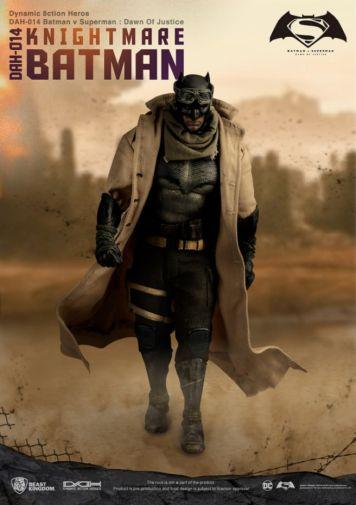 Beast Kingdom - DC - Knightmare Batman - 03