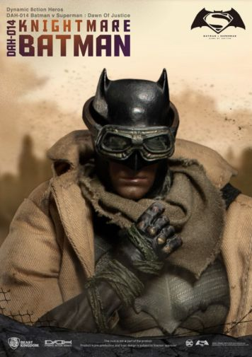 Beast Kingdom - DC - Knightmare Batman - 07