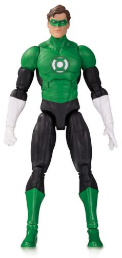 DC Collectibles - January 2020 - DC Essentials - Green Lantern Hal Jordan Figure - 01