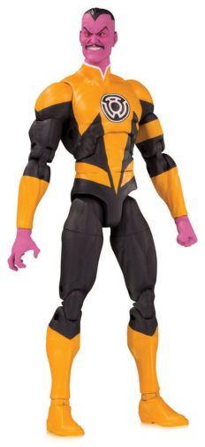 DC Collectibles - January 2020 - DC Essentials - Sinestro Figure - 01