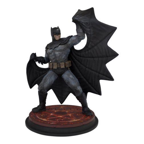 DST - SDCC Exclusives 2019 - Icon Heroes - Batman - Batman Damned Statue - 01