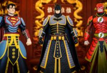 Pop Life - DC Armor Figures - Press release