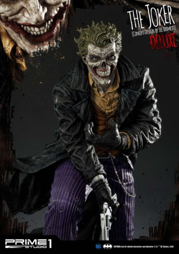 Prime 1 Studio - Batman - Joker by Lee Bermejo - 04