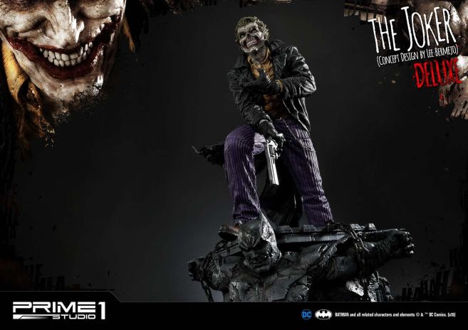 Prime 1 Studio - Batman - Joker by Lee Bermejo - 19