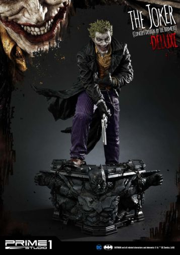 Prime 1 Studio - Batman - Joker by Lee Bermejo - 22