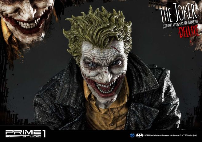 Prime 1 Studio - Batman - Joker by Lee Bermejo - 23