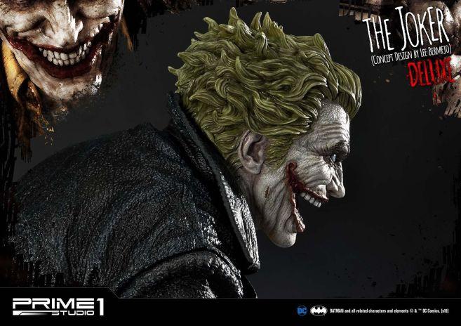 Prime 1 Studio - Batman - Joker by Lee Bermejo - 24