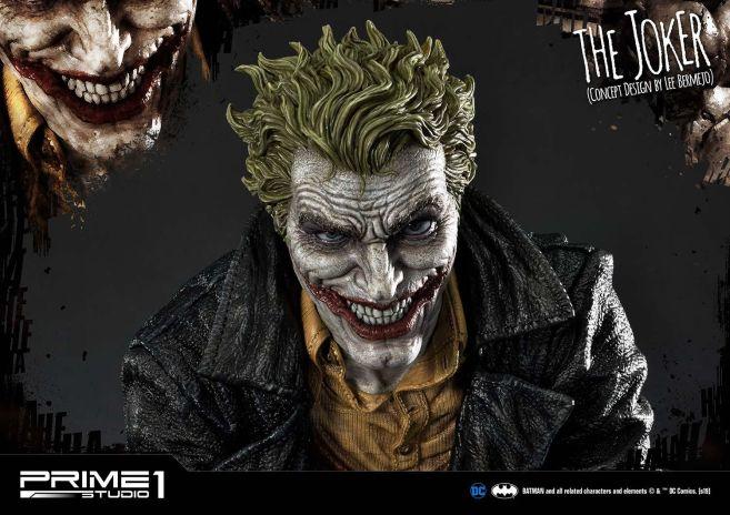 Prime 1 Studio - Batman - Joker by Lee Bermejo - 38