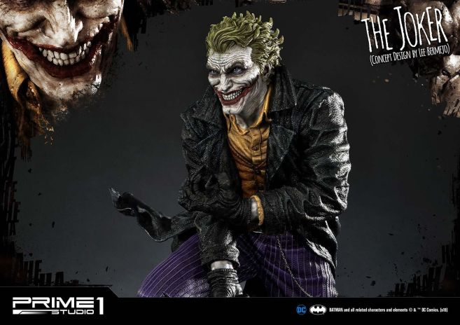 Prime 1 Studio - Batman - Joker by Lee Bermejo - 45