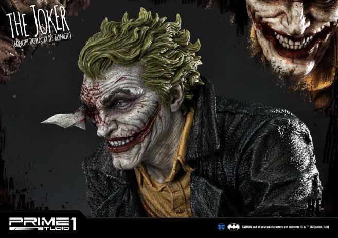 Prime 1 Studio - Batman - Joker by Lee Bermejo - 51