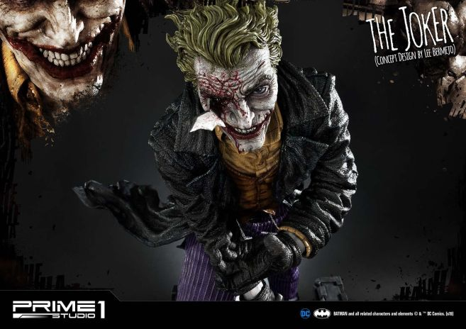 Prime 1 Studio - Batman - Joker by Lee Bermejo - 53