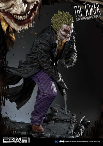Prime 1 Studio - Batman - Joker by Lee Bermejo - 57