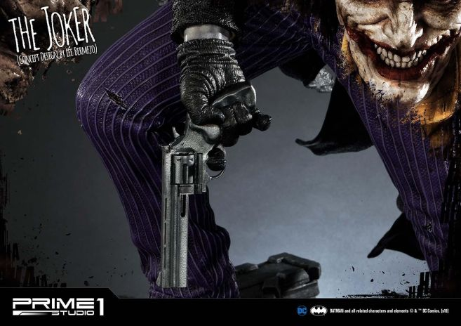 Prime 1 Studio - Batman - Joker by Lee Bermejo - 64