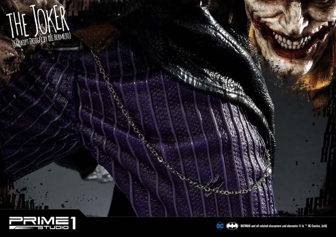 Prime 1 Studio - Batman - Joker by Lee Bermejo - 67
