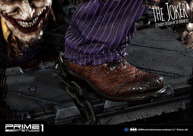 Prime 1 Studio - Batman - Joker by Lee Bermejo - 68