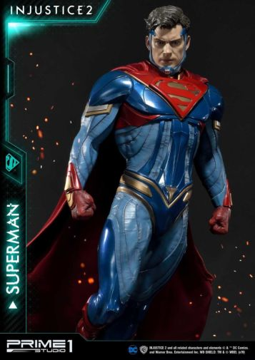 Prime 1 Studio - Injustice 2 - Superman - 01
