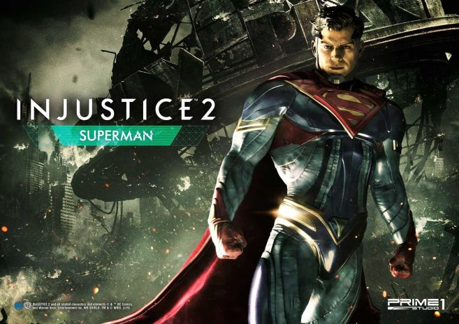 Prime 1 Studio - Injustice 2 - Superman - 14