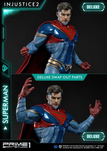 Prime 1 Studio - Injustice 2 - Superman - 15