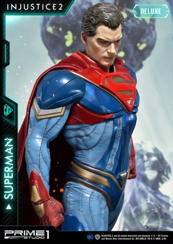 Prime 1 Studio - Injustice 2 - Superman - 23