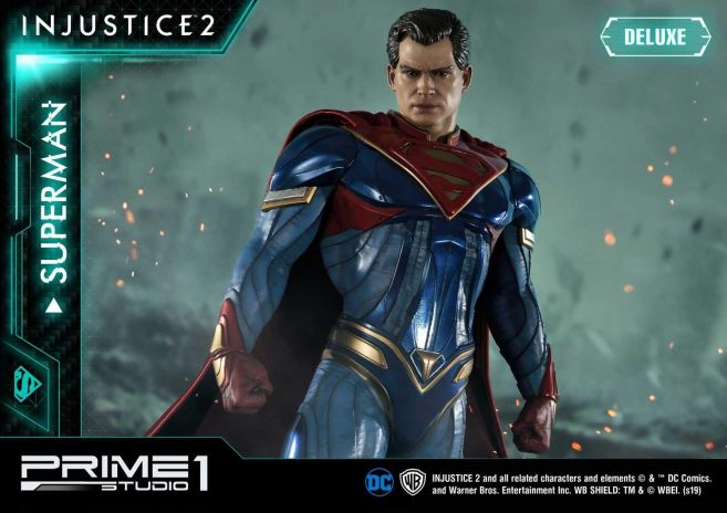 Prime 1 Studio - Injustice 2 - Superman - 26