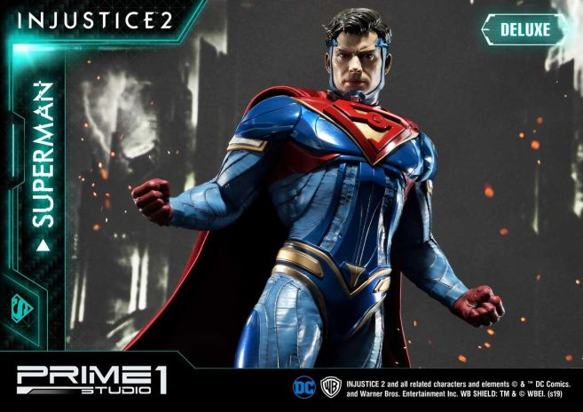 Prime 1 Studio - Injustice 2 - Superman - 27