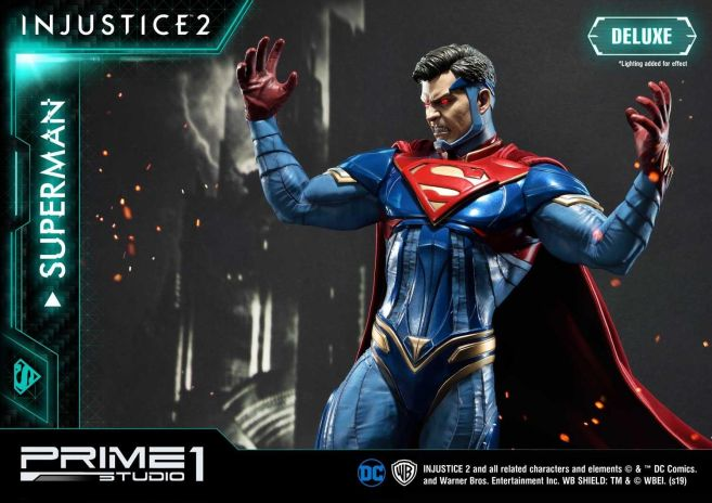 Prime 1 Studio - Injustice 2 - Superman - 28