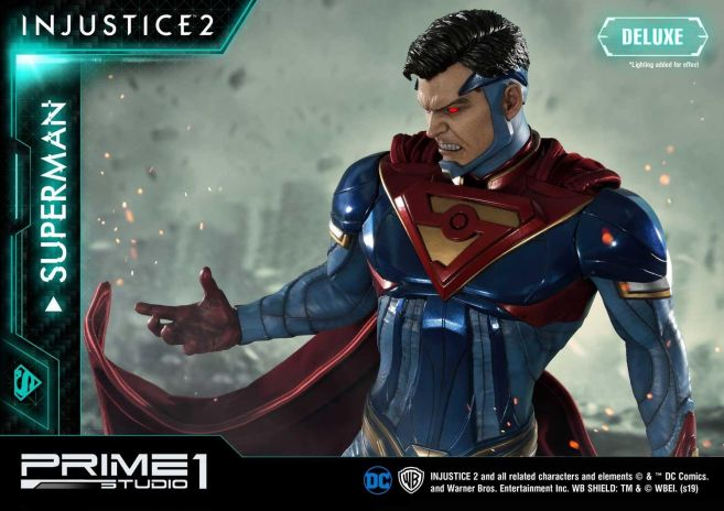 Prime 1 Studio - Injustice 2 - Superman - 35