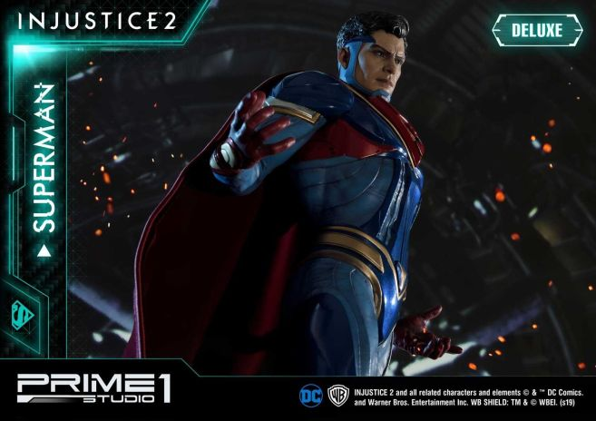 Prime 1 Studio - Injustice 2 - Superman - 36