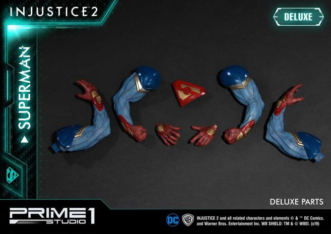 Prime 1 Studio - Injustice 2 - Superman - 40