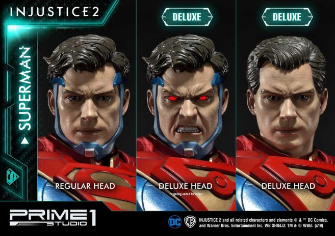 Prime 1 Studio - Injustice 2 - Superman - 41