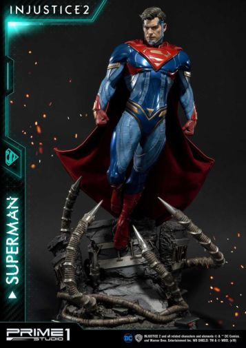 Prime 1 Studio - Injustice 2 - Superman - 45