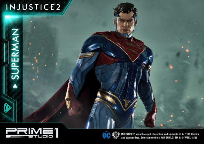 Prime 1 Studio - Injustice 2 - Superman - 57