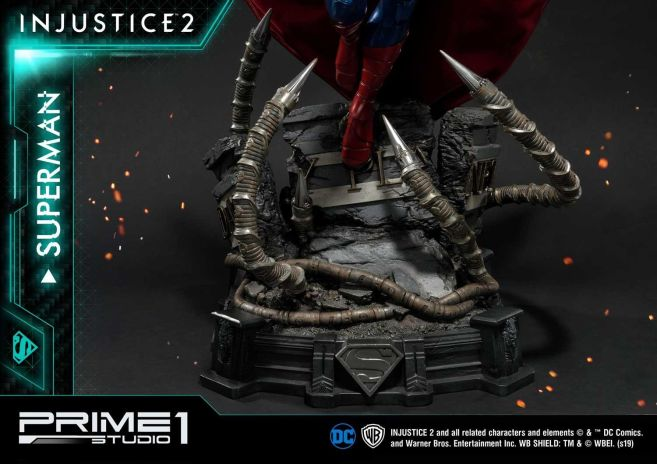 Prime 1 Studio - Injustice 2 - Superman - 58