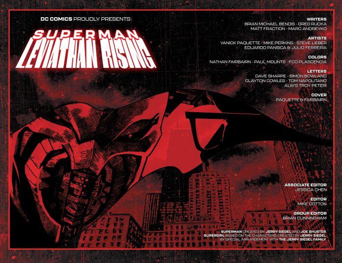 leviathan dc comics superman
