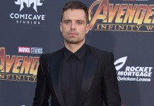 Sebastian Stan would love to take a crack at playing the Riddler