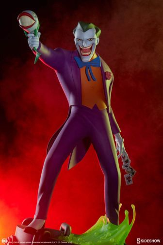Sideshow - Batman the Animated Series - Joker - 01