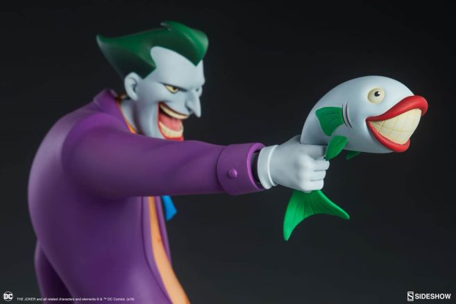 Sideshow - Batman the Animated Series - Joker - 17