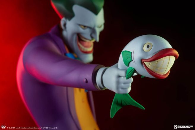 Sideshow - Batman the Animated Series - Joker - 19