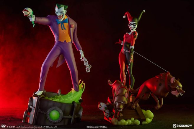 Sideshow - Batman the Animated Series - Joker - 27