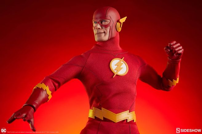 Sideshow - The Flash - Sixth Scale The Flash - 01
