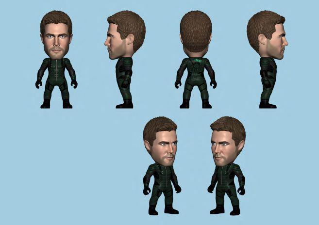 Titans - Arrowverse - Arrow - 01