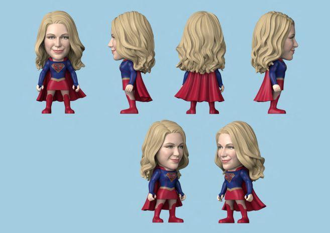 Titans - Arrowverse - Supergirl - 01