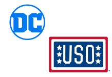 DC and USO
