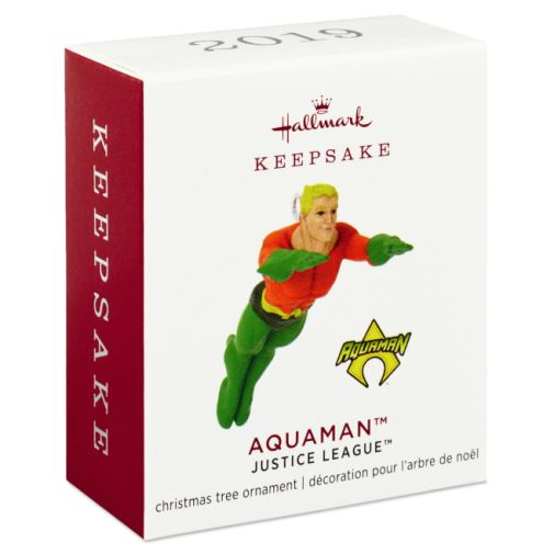 Hallmark - Keepsake Ornaments - 2019 - Aquaman - 03