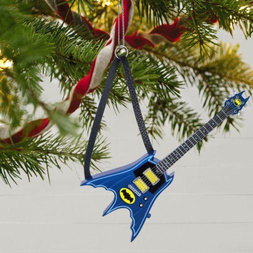 Hallmark - Keepsake Ornaments - 2019 - Batman Classic TV Series Batman Rocks! Musical Ornament - 02