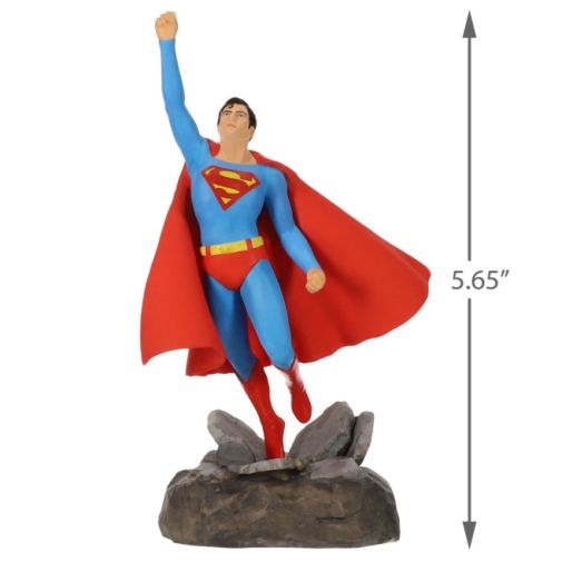 Hallmark - Keepsake Ornaments - 2019 - Christopher Reeve as Superman Musical Ornament - 04
