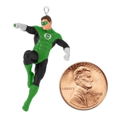 Hallmark - Keepsake Ornaments - 2019 - Green Lantern - 04