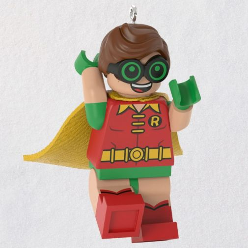 Hallmark - Keepsake Ornaments - 2019 - The LEGO Batman Movie LEGO Robin - 01