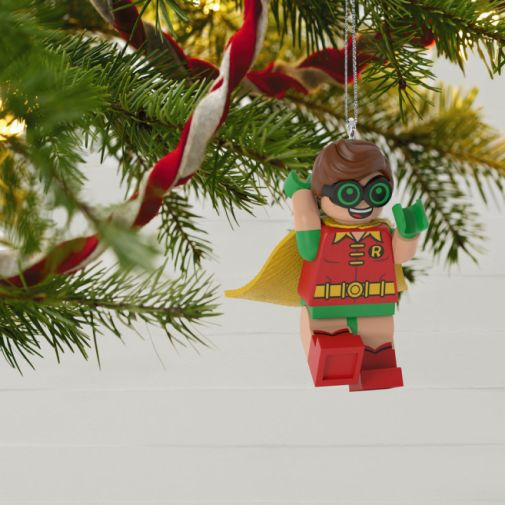Hallmark - Keepsake Ornaments - 2019 - The LEGO Batman Movie LEGO Robin - 02