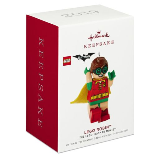 Hallmark - Keepsake Ornaments - 2019 - The LEGO Batman Movie LEGO Robin - 03